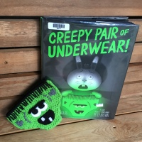 A Very Creepy Pair Of Underwear - Free Crochet Pattern