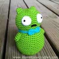Kuchi Kopi - Free Crochet Pattern